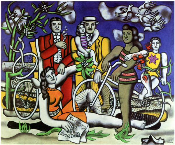 Leger_Three_Sisters_1952